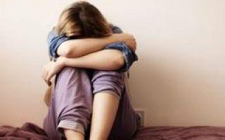 Выявление депрессии с помощью большого опросника