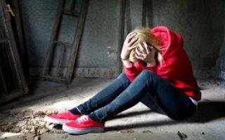 Симптомы подростковой депрессии и советы по лечению болезни