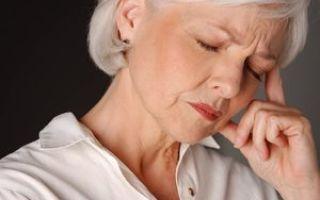 Симптомы и лечение климактерической депрессии у женщин