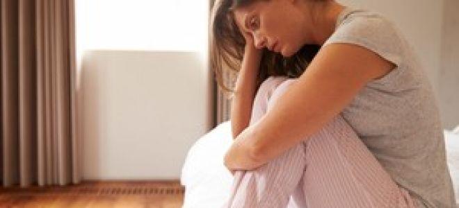 Симптомы и причины возникновения депрессии у женщин